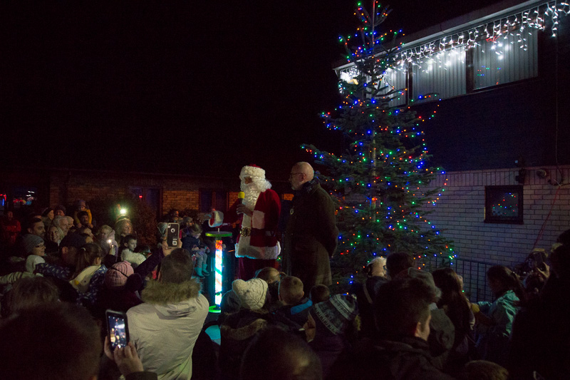 Christmas Tree Lights Ceremony