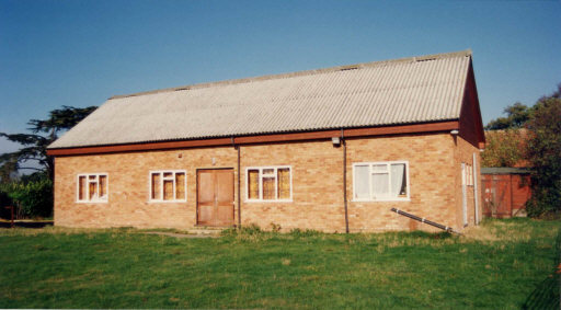 Old Scout Hut
