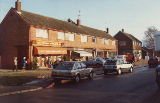 Penzance Road shopping complex