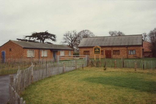 Scout Hut and British Legion Hall