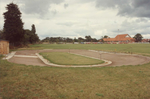 Cycle Speedway Track Kesgrave War Memorial Community Centre